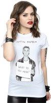 Justin Bieber Women's What Do You Mean T-Shirt