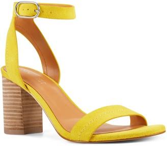 Nine West Sindie Women's Block Heel Sandals