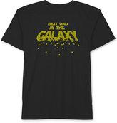 Hybrid Men's Galaxy-Print T-Shirt