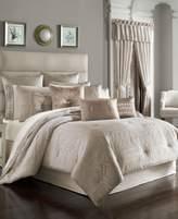 J Queen New York Wilmington Alabaster Comforter Sets