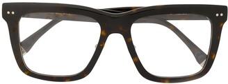 RetroSuperFuture Numero 77 square frame glasses