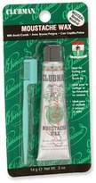 Pinaud Clubman Moustache Wax (Neutral) by 0.5oz Wax)