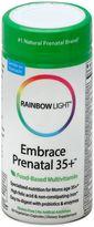 Rainbow Light Embrace Prenatal 35+TM 60-Count Multivitamin Capsules
