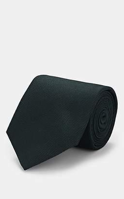 Isaia Men's Silk Necktie - Green