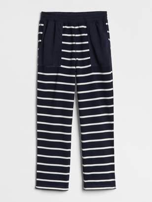Gap Kids Stripe Utility PJ Pants