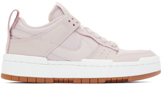Nike Pink Dunk Disrupt Low Sneakers