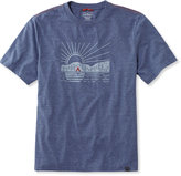 L.L. Bean Bean's Performance Graphic Tee, Short-Sleeve