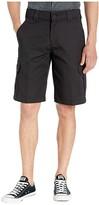 Dickies 11 Cargo Work Active Waist Shorts Regular Fit (Black) Men's Shorts