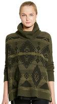 Polo Ralph Lauren Geometric Wool-Blend Sweater