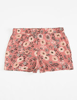 Full Tilt Floral Girls Shorts