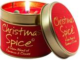 Lily-Flame Christmas Spice Tin Candle