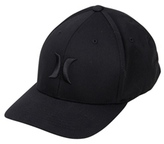 Hurley Guys' One & Only Black and White Hat 39122