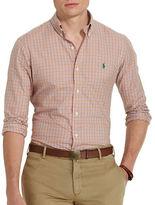 Polo Ralph Lauren Plaid Twill Sport Shirt