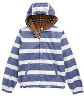 Burberry Mayer Reversible Hooded Jacket