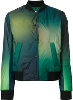 Kenzo Northern Lights bomber jacket - women - Polyester - XS