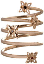 BCBGeneration Gold-Plated Coil Ring
