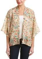 Gant Silk-blend Kimono.