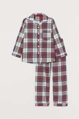H&M Flannel pyjamas