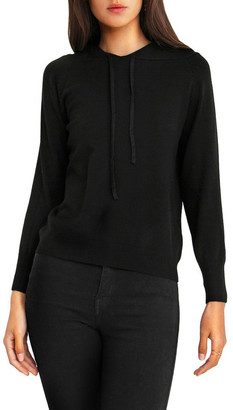 Belle & Bloom School Boy Black Hooded Jumper