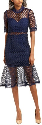 Bardot Fiona Sheath Dress
