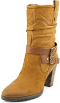 Marc Fisher Famous Women US 10 Brown Mid Calf Boot