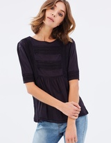 Amuse Society St Germain Woven Top