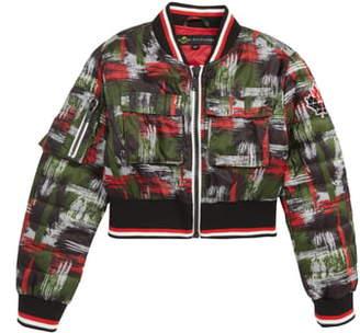 Moose Knuckles Laurier Bomber Jacket