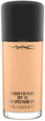 M·A·C Mac Studio Fix Fluid Spf 15 Foundation