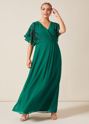 Phase Eight Tabitha Beaded Maxi Dress