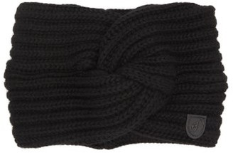 Toni Sailer Ludmilla Knotted Headband - Black