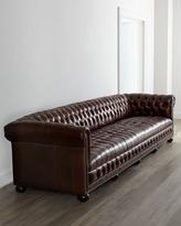 Old Hickory Tannery Executive Sofa
