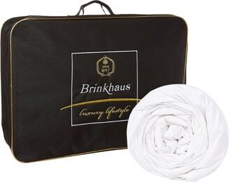 Brinkhaus Double Chalet 100% Siberian Goose Down Summer Duvet (3.5 Tog)