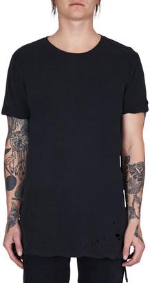 Ksubi Men's Sioux Deconstructed T-Shirt