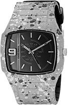 Diesel Men's DZ1686 Analog Display Analog Quartz Grey Watch