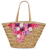Franchi Large Open Tote