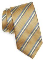 Brioni Men's Stripe Silk Tie