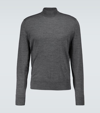 Tom Ford Wool mock neck sweater
