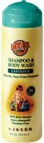 Jason Earth's Best Lavender Shampoo & Body Wash 251ml