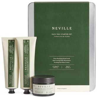 Cowshed Neville Face Trio Starter Kit