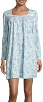 Earth Angels Long-Sleeve Short Nightgown