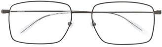 Montblanc Square-Frame Glasses