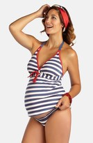 Pez D'or Women's 'Palm Springs' Two-Piece Maternity Swimsuit