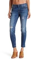 Vigoss Chelsea Frayed Hem Skinny Jean