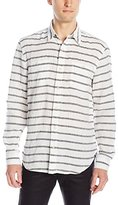 Lucky Brand Men's Striped Shirt