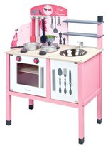 Janod Mademoiselle Maxi Cooker (Pink)