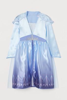 H&M Elsa Costume Dress