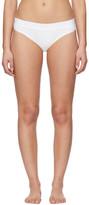 Nike White MMW Edition NRG Underwear