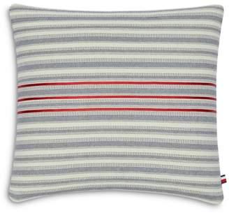 "Tommy Hilfiger Triple Ribbon Decorative Pillow, 20"" x 20"""