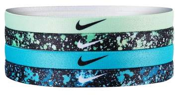 Nike Girl's Assorted Headbands 4 Pack