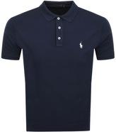 Ralph Lauren Short Sleeved Polo T Shirt Navy